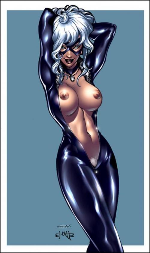 Ms. Marvel Hentai
